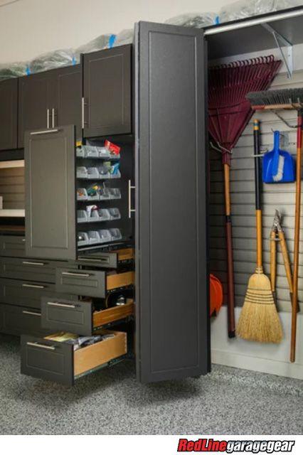 ideas for garage storage