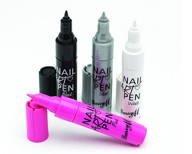 Brit Nails Barrym Nail Art Pens Want Som Available At Superdrug