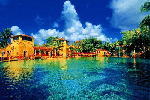 Historic Pool - Coral Gables