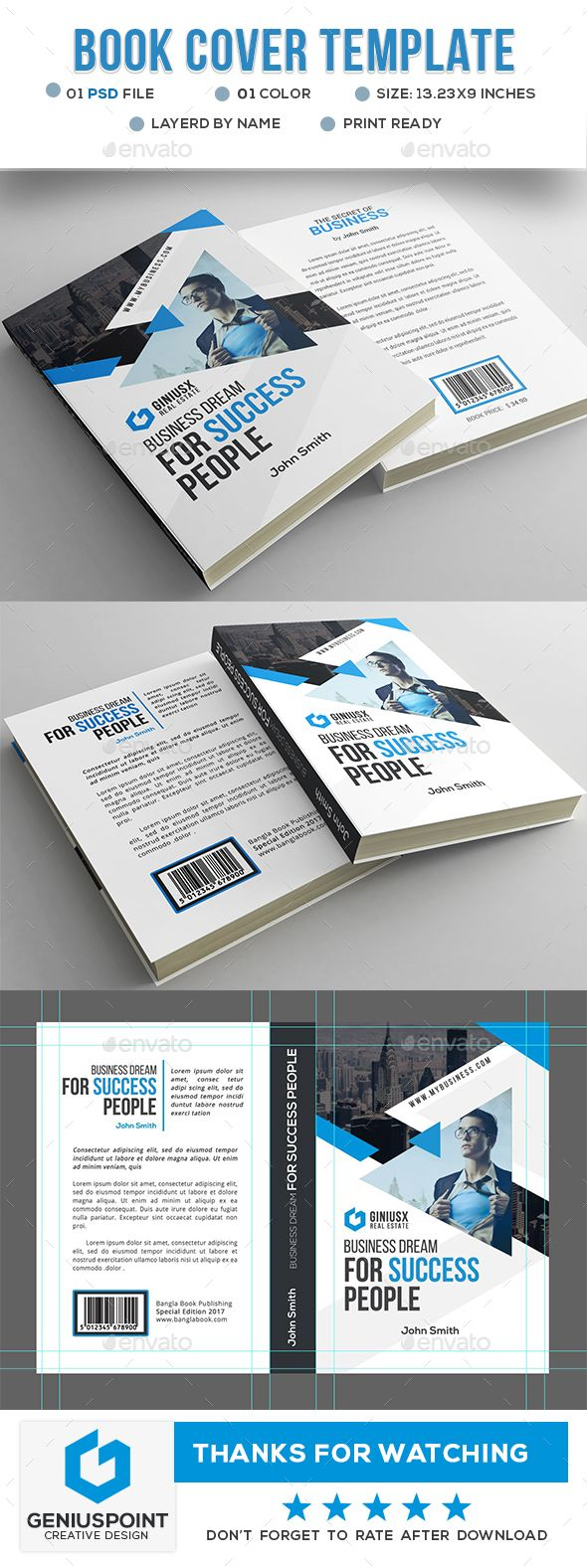 Book Cover Template Pinterest Book Covers Template And Print