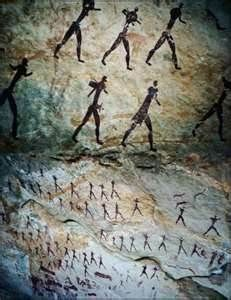 Ancient Artifacts Found in The Kalahari Desert | Prehistoric art,  Petroglyphs, Cave paintings