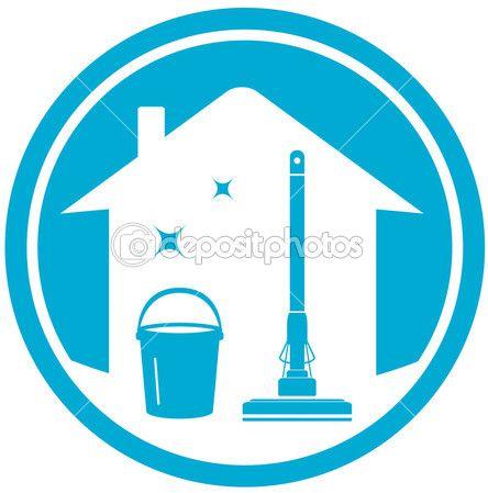 Icono De Limpieza Casa Vector De Stock 50531247 Limpieza Casa