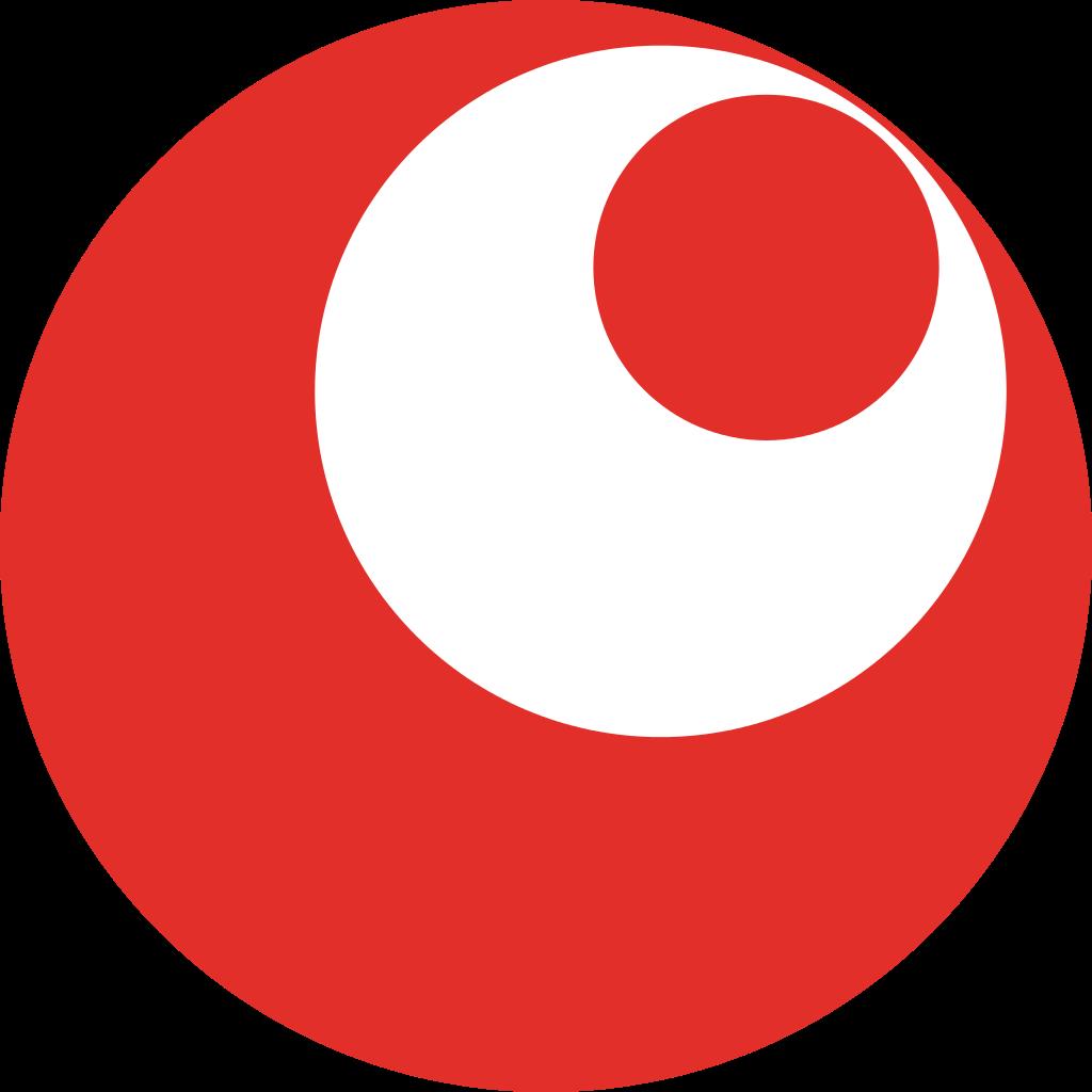 1024px Sankukai Symbol Svg Png 1024 1024 Red Circle Logo Circular Logo Red