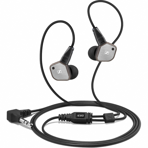 Amazon It Offers The Sennheiser Ie80 Headphone For 170 07 Price Drops To 139 40 At Check Out With Images Headphones Sennheiser In Ear Headphones