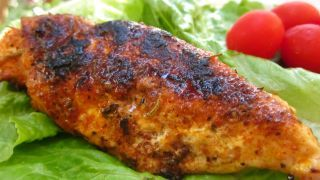 Louisiana Style Blackened Chicken Recipe  - Food.com #blackenedchicken