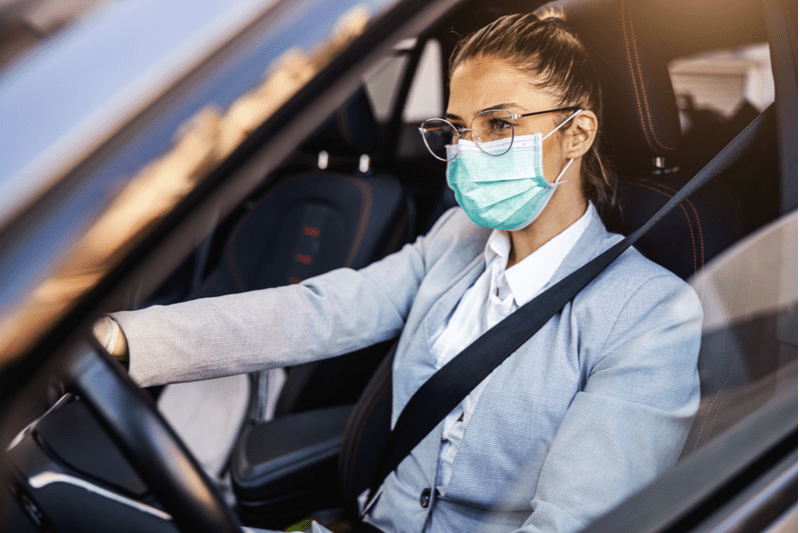 4 Things to Consider Before Wearing a Mask in the Car in