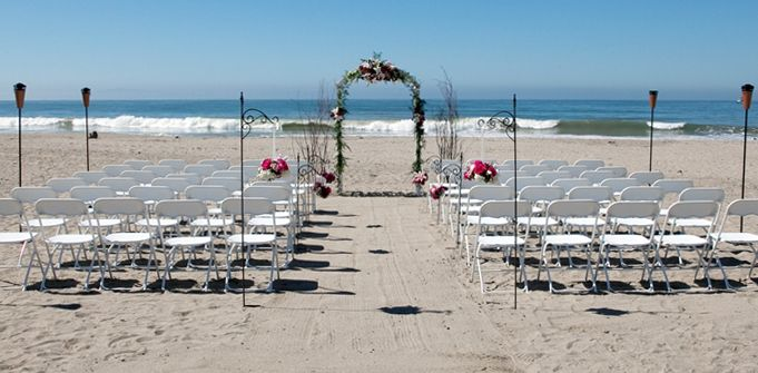 Wedgewood Carmel Beach Wedding Venue