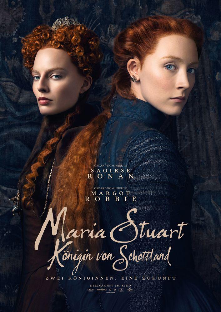 Heute Lauft Endlich Der Film Maria Stuart Konigin Von Schottland