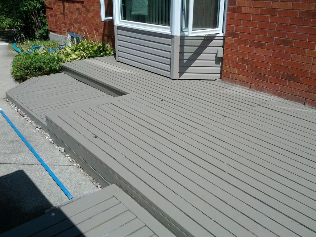 balcony flooring waterproof How To Measure For Decking In Ukoutdoor Plywood Deck In