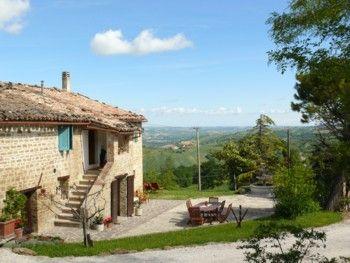 Casa Fontana agriturismo in Le Marche.