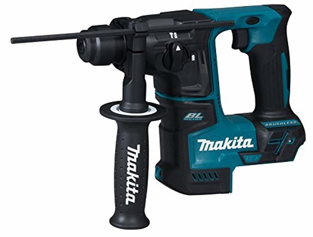Makita Dhr171z Li Ion Lxt Brushless Rotary Hammer 480 W 18 V Blue 17 Mm Drill Makita Garden Tool Organization