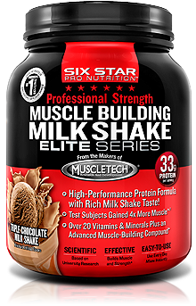 muscle building protein shake Best