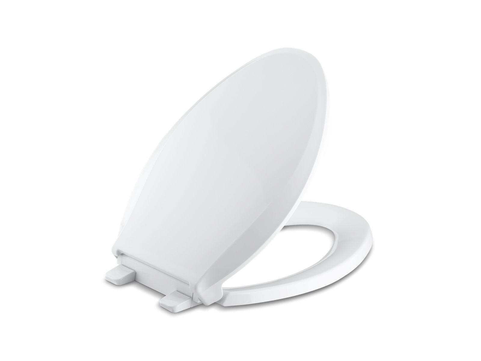 Cachet Quiet Close Elongated Toilet Seat K 4636 Kohler