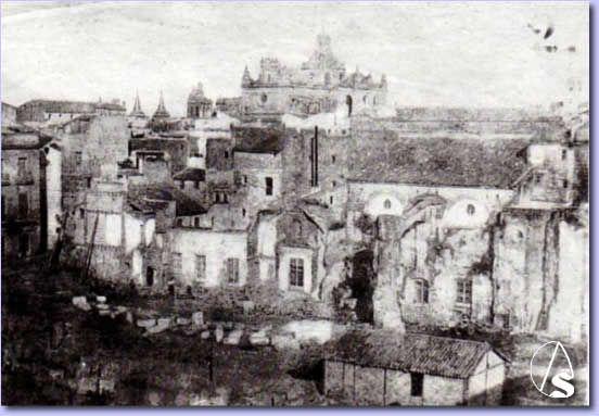 Convento casa grande de san francisco conocer sevilla for Todo pintura sevilla