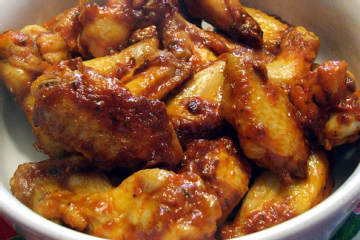 Easiest Chicken Wing Recipe