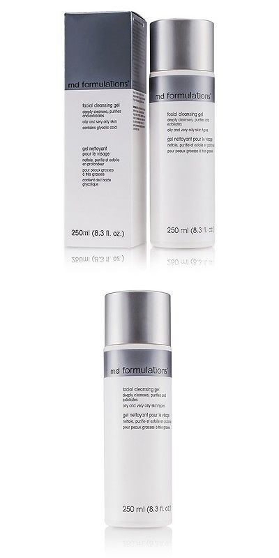 Other Skin Care Md Formulations Facial Cleansing Gel 250ml 8 3oz Buy It Now Only 34 13 Anti Aging Skin Care Anti Aging Skin Products Cleansing Gel
