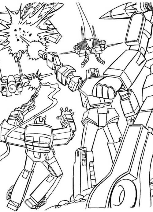 Coloringkids Net Transformers Coloring Pages Coloring Pages Coloring Books