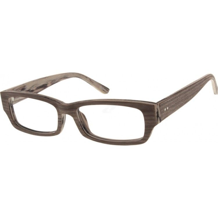 Zenni Optical dot Com This full-rime frame is made entirely out of ...