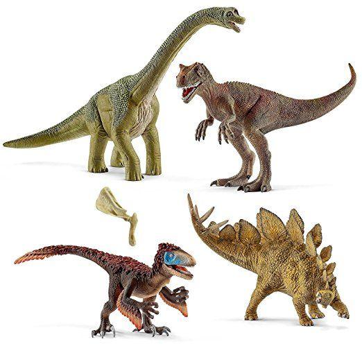 Schleich North America Allosaurus Toy Figure 14580