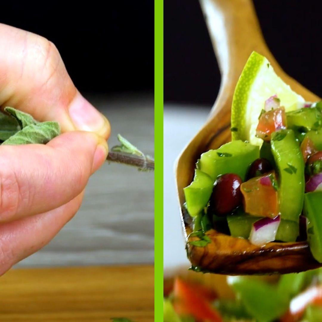 3 ensaladas superfáciles y rápidas 3 ensaladas superfáciles y rápidas