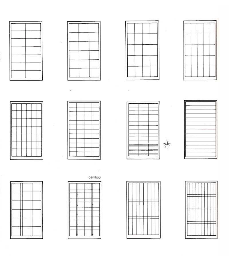 Shoji designs loretta pinterest planos y puertas - Puertas shoji ...