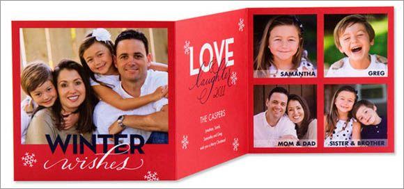 free christmas card maker