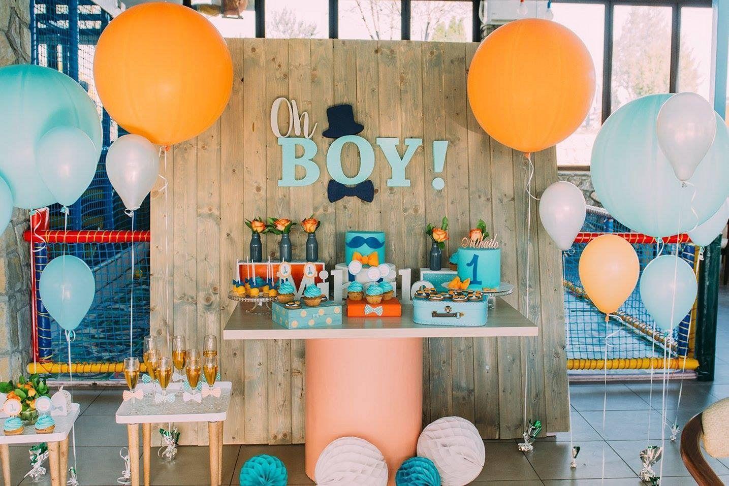 40 Gorgeous Navy Blue Wedding Party Decoration Ideas Boy Baby