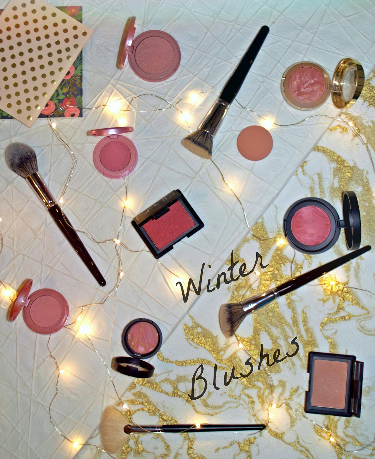 Winter Beauty Essential: Blush / Blushers