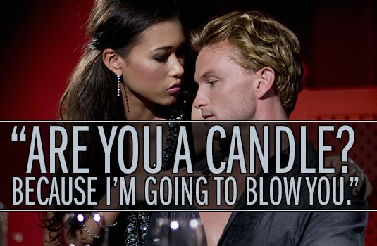 Raunchy Pick Up Lines For Girls