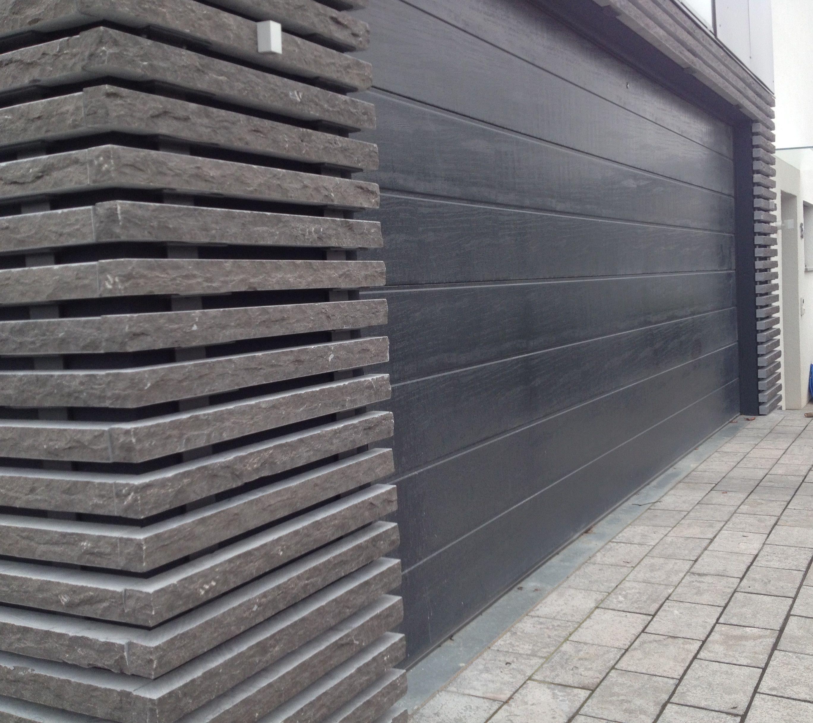 Pin von ATLAS Natursteine AG auf Sichtschutz Fassade Stein