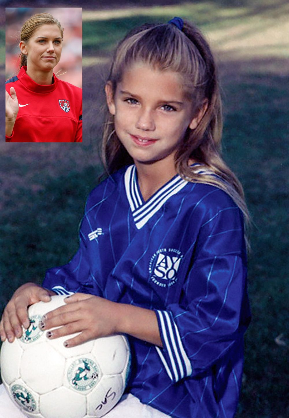 Famous women who have dated soccer players - ZAlebs