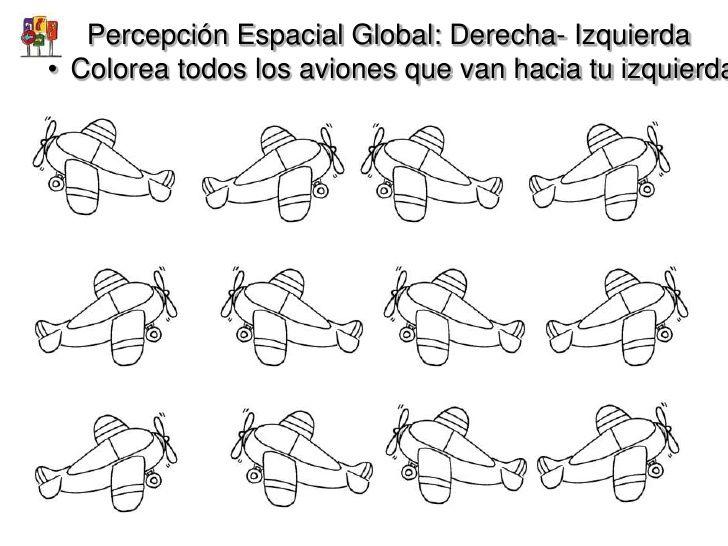 Recursos Educación Infantil Lateralidad Grafomotricidad