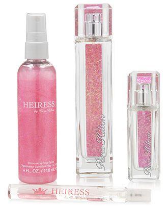Paris Hilton Heiress Gift Set | Paris hilton heiress, Paris