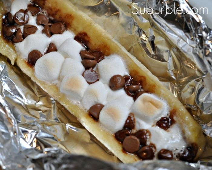 25 Best Ideas About Campfire Banana Boats On Pinterest