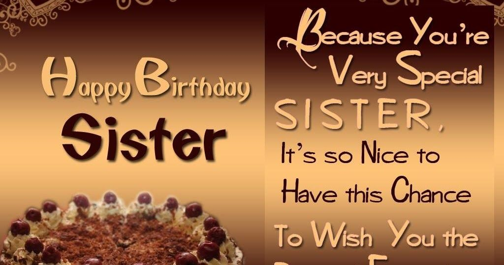 55+ Birthday Wishes for Sister in Law Birthday messages