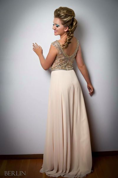 Tan Jeweled Wedding Dress Available For Rent At Bling It On Dress Rentals In Riverton Utah Text Us At 8018084 Jeweled Wedding Dress Bridal Gowns Dress Rental