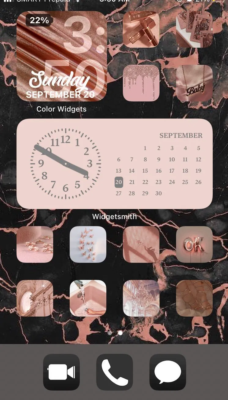 Ios 14 Aesthetic Ideas For Iphone All Things How Ios App Iphone Iphone Wallpaper App Iphone App Layout