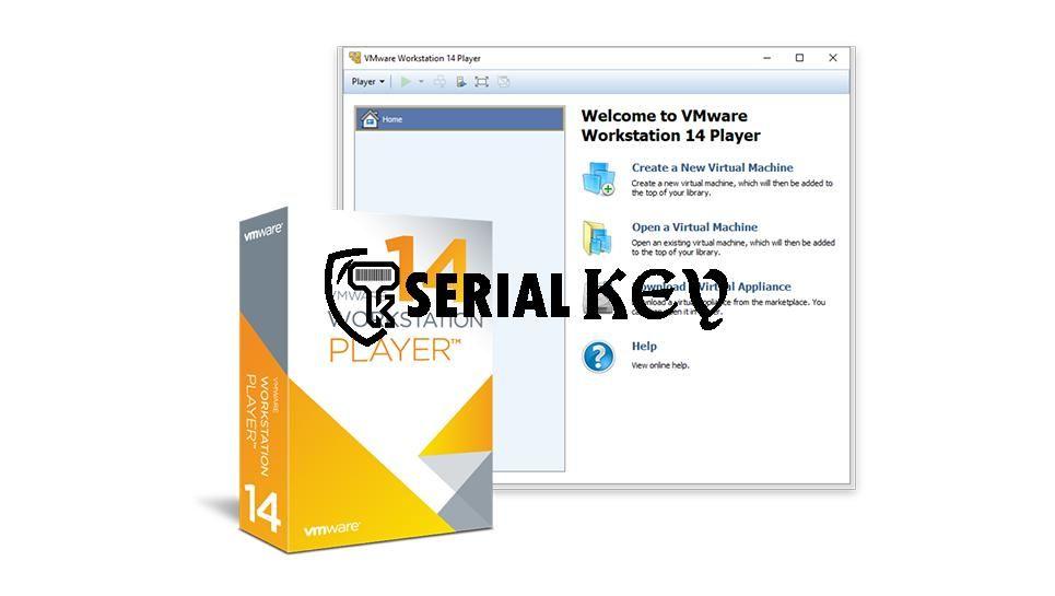 vmware player 14 keygen