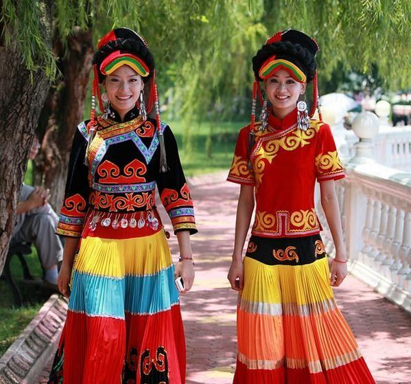 Countries Cultures China: Yi People In Guangxi China @beautifulgx