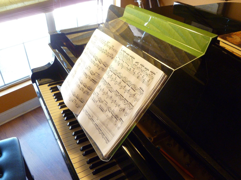 Rack X Tend Grand Piano Music Rack Extender Piano Music Grand