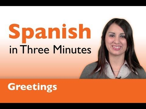Learn spanish how to greet people in spanish ch 1 pinterest learn spanish how to greet people in spanish m4hsunfo