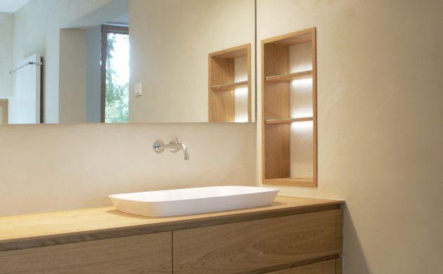 Badezimmer stauraum f r alltagsgegenst nde bad for Stauraum badezimmer