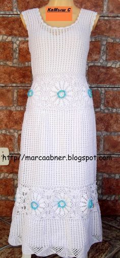Dress mais gehaakte maxi jurken pinterest crochet dress mais ccuart Images