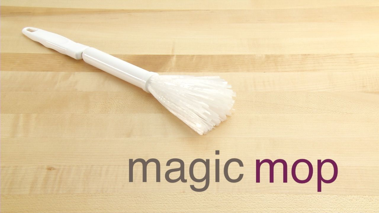 Check Out This Video To Learn How This Crazy Magic Mop