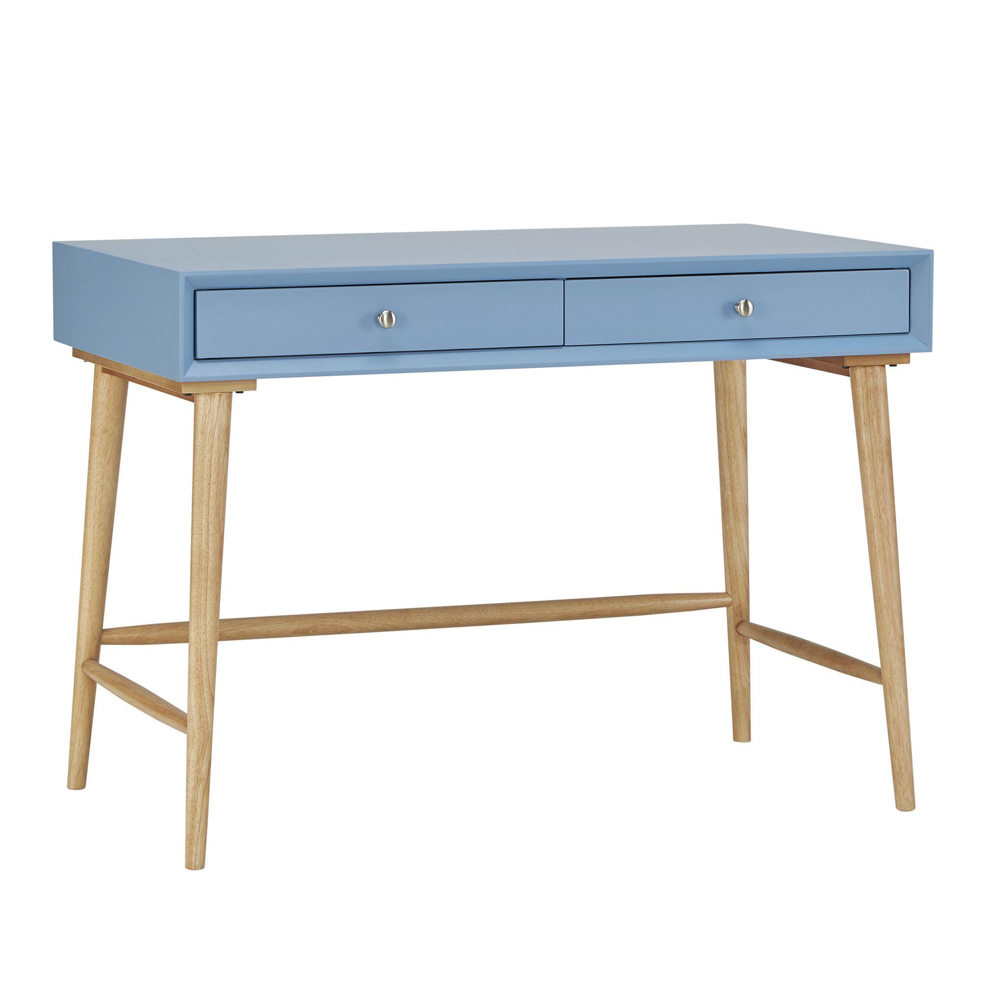 Athey Solid Wood Desk Solid wood desk, Desk, Furniture