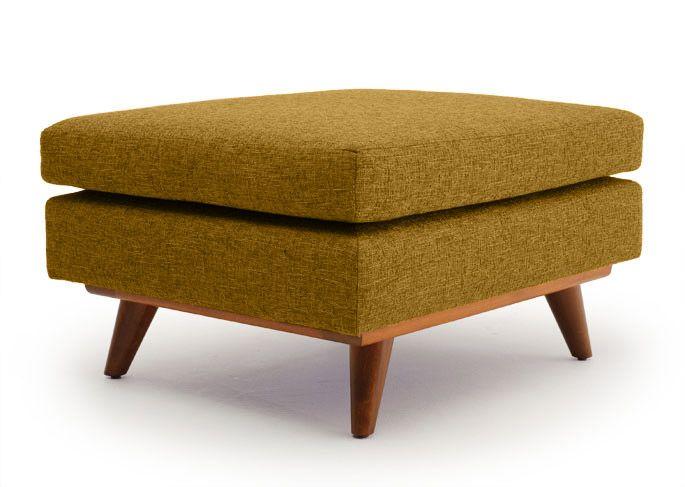 Nixon Ottoman - Thrive Furniture