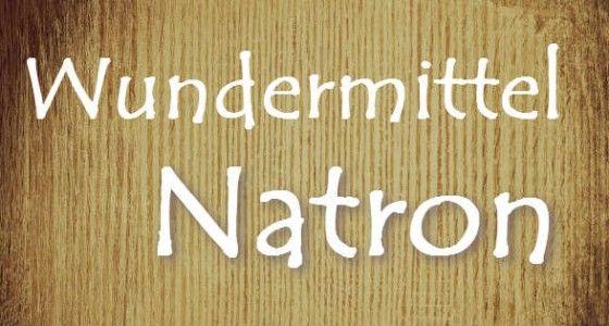 33 Anwendungen für Natron u2013 das Wundermittel für Küche, Haus - küche putzen tipps
