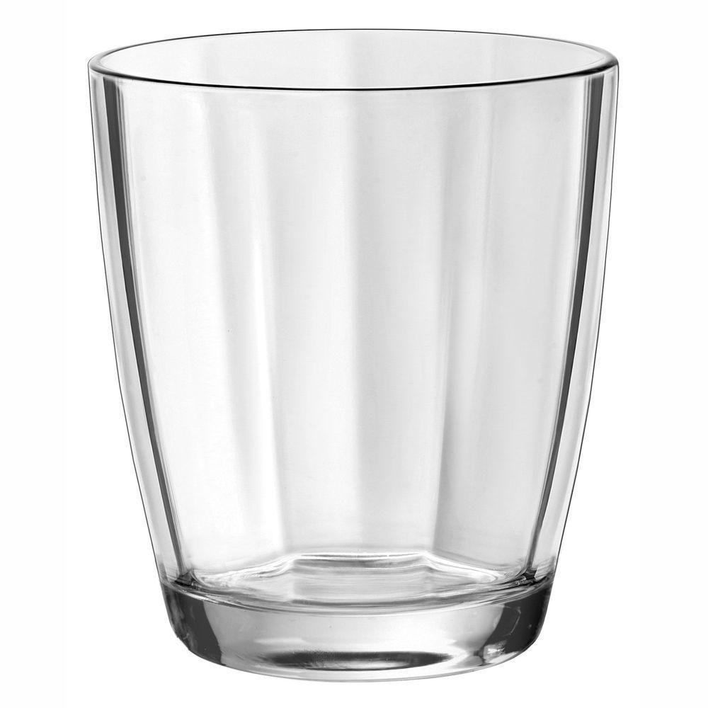 Set 6 bicchieri Stresa in vetro Sarti casalinghi
