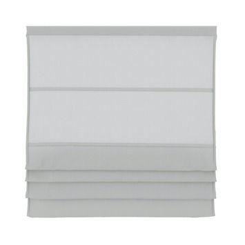 Vouwgordijn wit (2100) 120 x 180 cm Vouwgordijnen