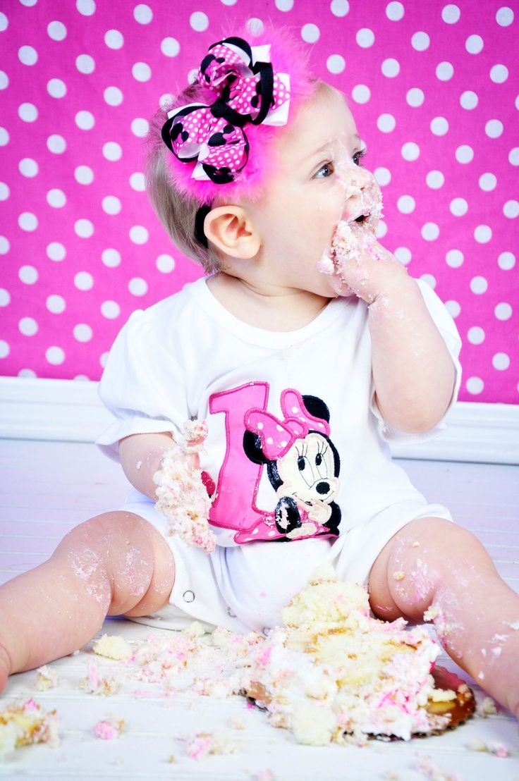 minnie mouse 1st birthday ideas Google Search Minnie